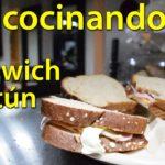 CaviCocinando: Sandwich de Atún